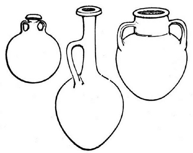Vases Fish Coloring Pages